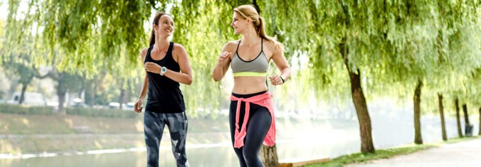 10㎞走ると歩くではどちらがカロリーを消費するの?