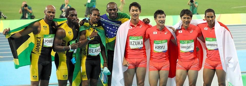 【リオ五輪】男子400mリレー決勝、日本が銀メダル獲得の快挙!