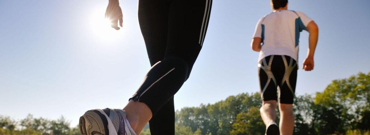 ジョギングのマナー