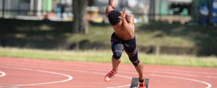 陸上選手のトレーニング方法を語る