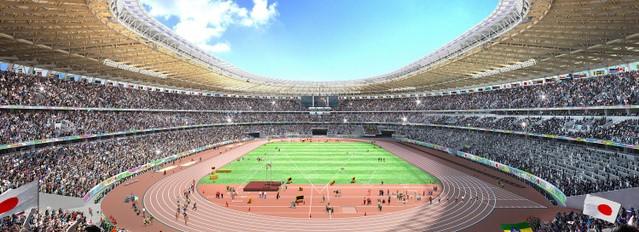 【東京五輪】<新国立競技場>後利用について、球技専用とすることで最終調整!日本陸上競技連盟と協議