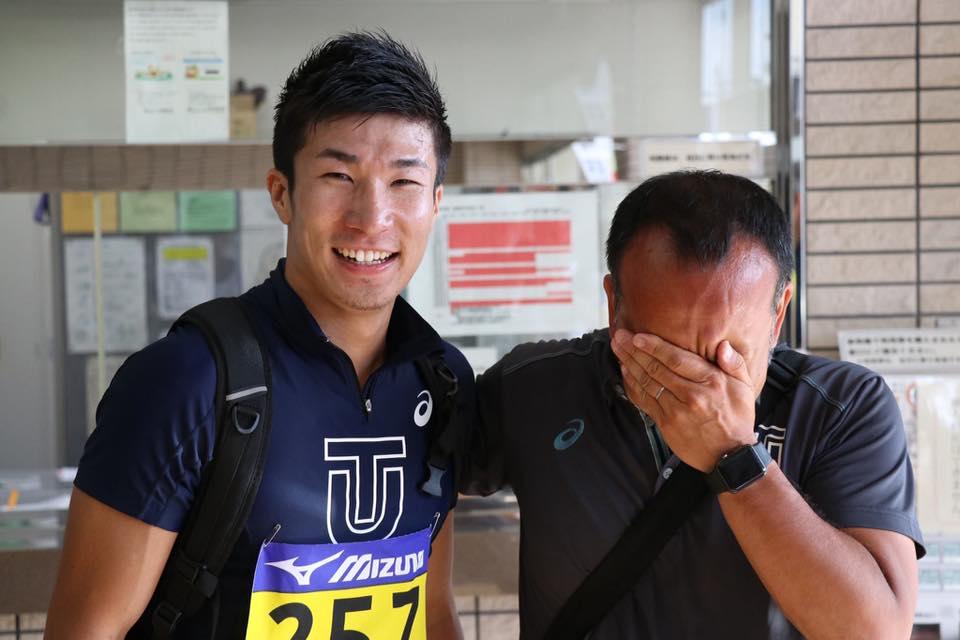 【陸上】桐生が9秒98、日本人初 世界初から49年で悲願 日本学生対校選手権の100メートル決勝