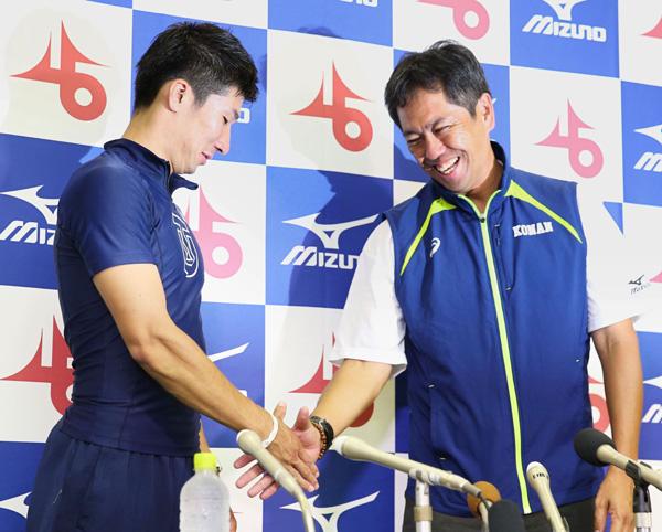伊東浩司と桐生祥秀の走り比較 桐生が9秒台を出せた「本当の要因」