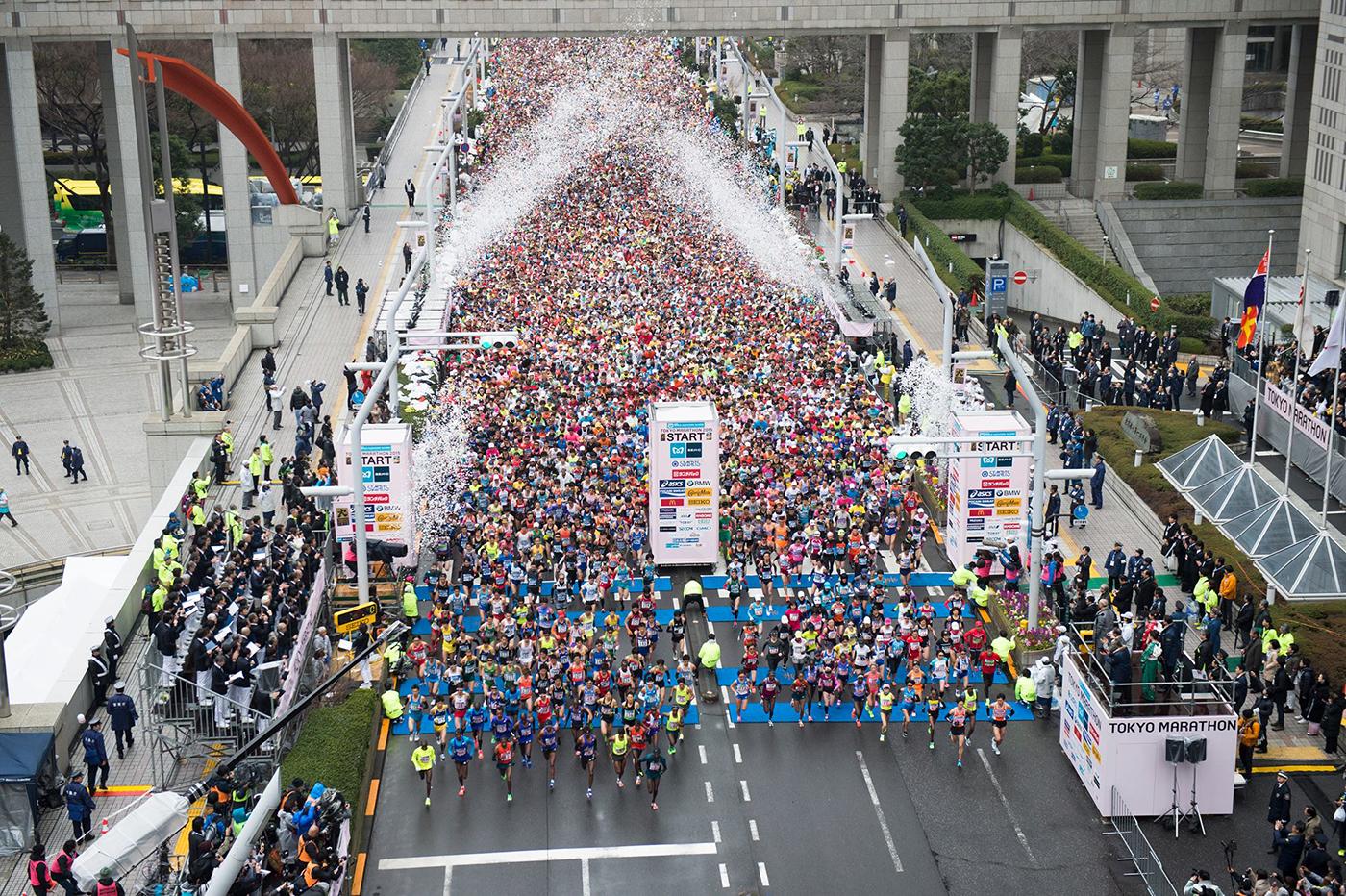【陸上】東京マラソン 2019年から「3月第1日曜」開催に変更 天皇誕生日が2月23日になること受け