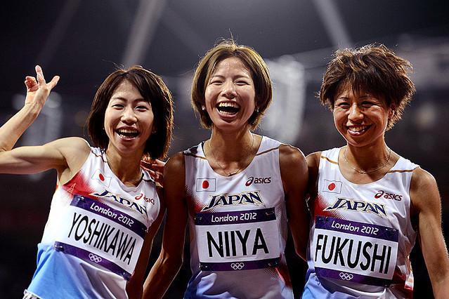 【陸上】新谷仁美(30)が4年ぶりに現役復帰 12年ロンドン五輪1万mで9位  13年モスクワ世界陸上1万mで5位