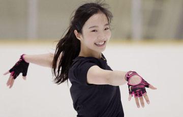日本一かわいい女性アスリートに本田真凜ちやんが選ばれる