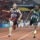 【アジア大会/陸上】男子100m決勝、山縣亮太が銅メダル 10.00秒