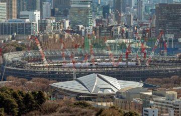 東京オリンピック施設建設を請け負った会社が経営破綻 建設進まず