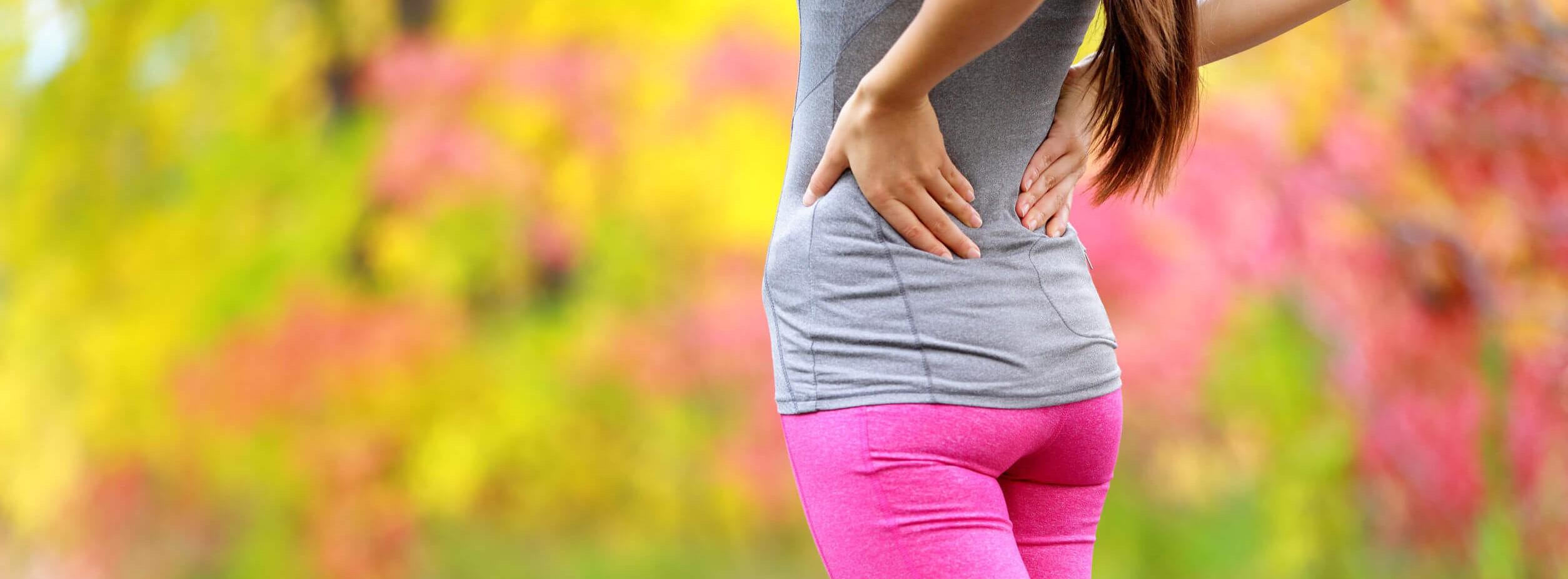 ランニングしたときの脇腹の痛みどうしてる?