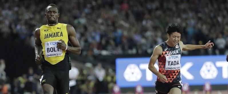 【速報】史上初、日本勢3人全員が準決勝へ 男子100/世界陸上