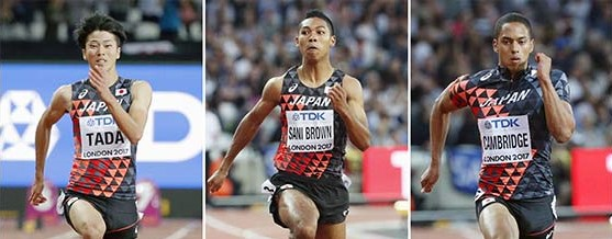 【世界陸上】日本人選手、決勝進出ならず。多田のスタートは世界トップクラス。