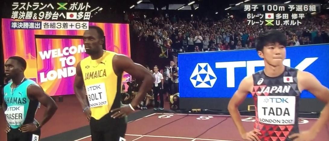 【世界陸上】9秒台ならず、サニブラウンら日本3選手は準決敗退