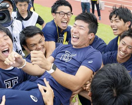 【陸上】桐生、卒業後はプロ転向せずアマで!東京五輪へ進路決めた!