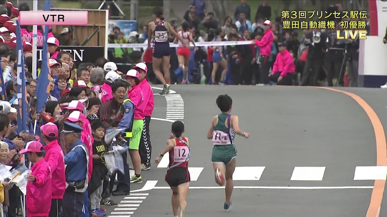 【悲報】女子駅伝、ゴールまで残り20mのところでリタイア・・・