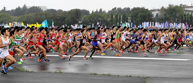 【陸上】<外国人には理解できないシーズンがやってきた!>日本勢トップは5位…マラソンを軽視する駅伝大国ニッポン