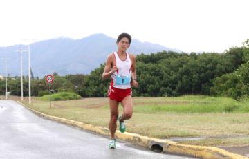 【陸上】川内優輝(31)10年ぶりニューカレドニアマラソンで優勝 大会新はならず