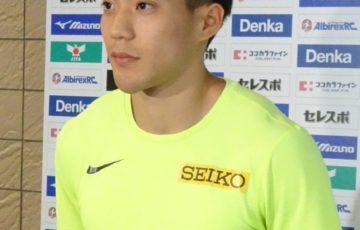 【陸上】<全日本実業団選手権最終日>山県亮太、10秒01で優勝 またも9秒台ならず!桐生祥秀は10秒22で2位…