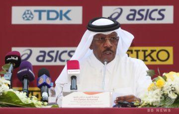 【中東】ドーハ世界陸上の日程発表、マラソンは真夜中にスタート 高温多湿の気候を避けるため 来年9月27日から10月6日まで開催