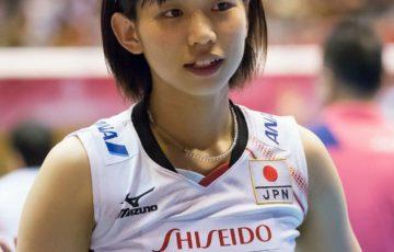 日本バレー女子の古賀ちゃんが可愛すぎる件