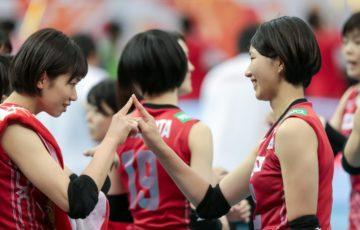 【徹底議論】石井優希、古賀紗理那 どちらが上か