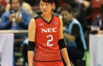 【NEC/全日本】古賀紗理那【アジアクラブMVP】