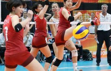 【バレーボール】日本女子、アメリカに1-3で敗れ6位! 2018世界バレー