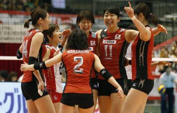 全日本女子を応援するスレッド