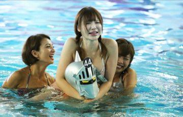 高校または大学の水泳の授業で起きたハプニング