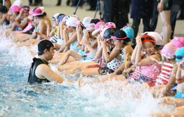 【中央日報】2020年から小学生全学年を対象に「生存水泳」教育を実施=韓国