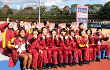 【陸上】富士山女子駅伝 名城大が今季2冠を達成 大東文化大またも2位 6連覇を狙った立命館大3位