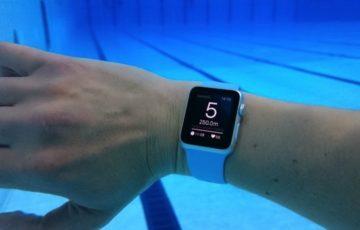 水泳に使えるスマートウオッチはどれ?