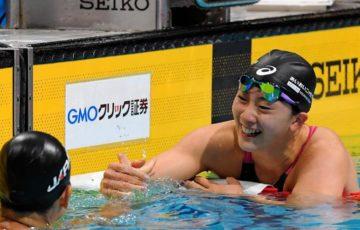 【水】世界水泳まで50日[5/23]
