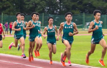 青山学院大学陸上競技部応援スレ94