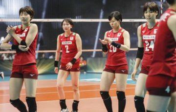 【バレーボール】バレーボール女子、日本は6敗目 ネーションズリーグ
