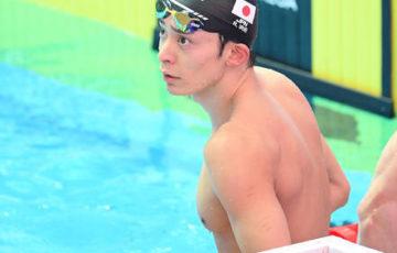 【世界水泳 韓国大会】入江陵介「金属部分が落ちる。力を加えたらズルンと」「この大会でひたすら起きている」アクシデントに困惑