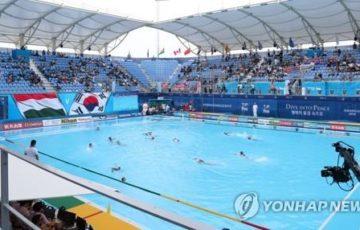 世界水泳で盗撮の日本人(30)逮捕「筋肉質の女子選手を見て性的に興奮を覚えた」(画像あり)