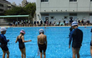 夏の体育は水泳ばかりで地獄だった…