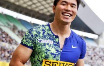 【陸上】小池祐貴、200mは20.24で4位 謝震業(中国)がアジア新記録19.88で優勝 ダイヤモンドリーグ
