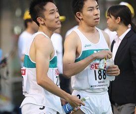 陸上日本選手権での密かな快挙 名古屋大コンビのライバル物語