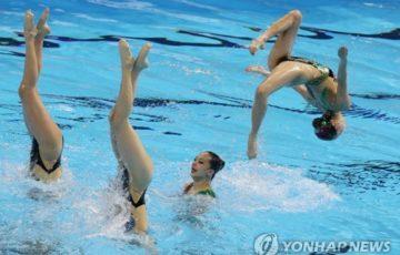 【韓国/世界水泳】女子水球選手を盗撮した日本人を立件