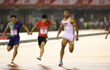 【陸上】サニブラウン優勝の男子100メートル決勝 NHK生中継は16・5%の高視聴率
