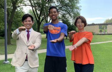 織田裕二、サニブラウン選手の強さの秘密に迫る!「もはや親的な見方ですよね(笑)」<世界陸上ドーハ>