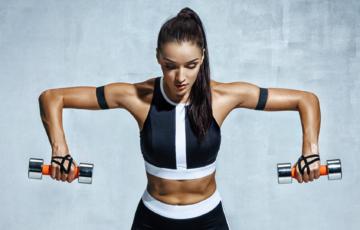 痩せるためには筋肉をつけろってお前らが言うから…